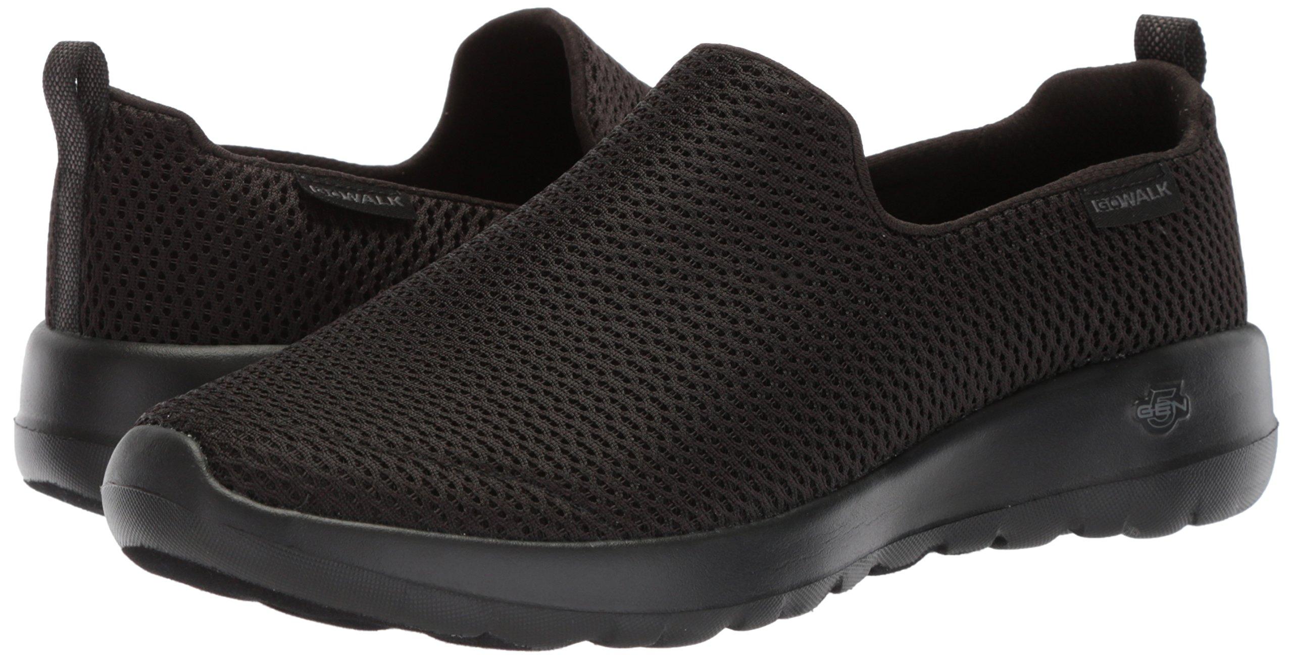 Skechers Performance Women's Go Walk Joy Walking Shoe,black,9.5 W US by Skechers (Image #6)