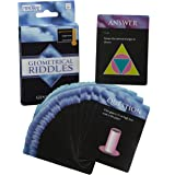 Educational Card Game - MindTrap Geometrical Riddles - Math Brain Teasers - Genius Level