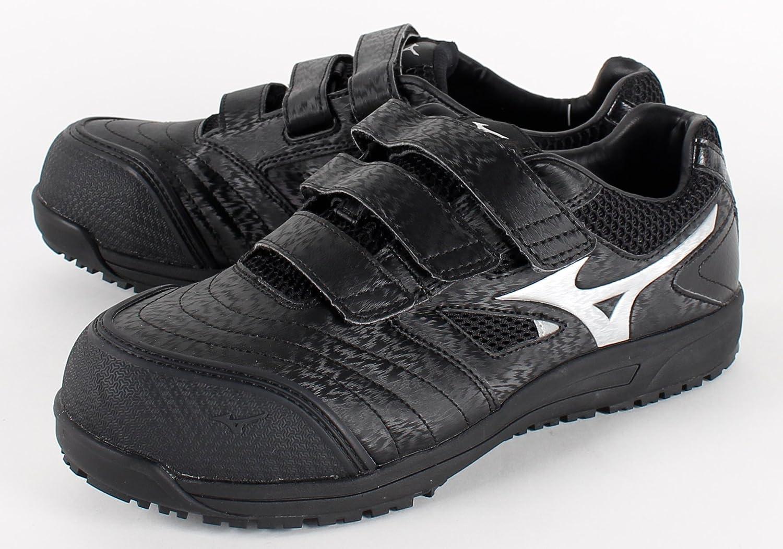 MIZUNO(ミズノ) 安全靴 C1GA1801 B079KYVXCM 27.5 cm|09 ブラック×シルバー