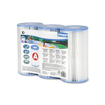 Intex FBA_29003E Type A Pool Filter Cartridges