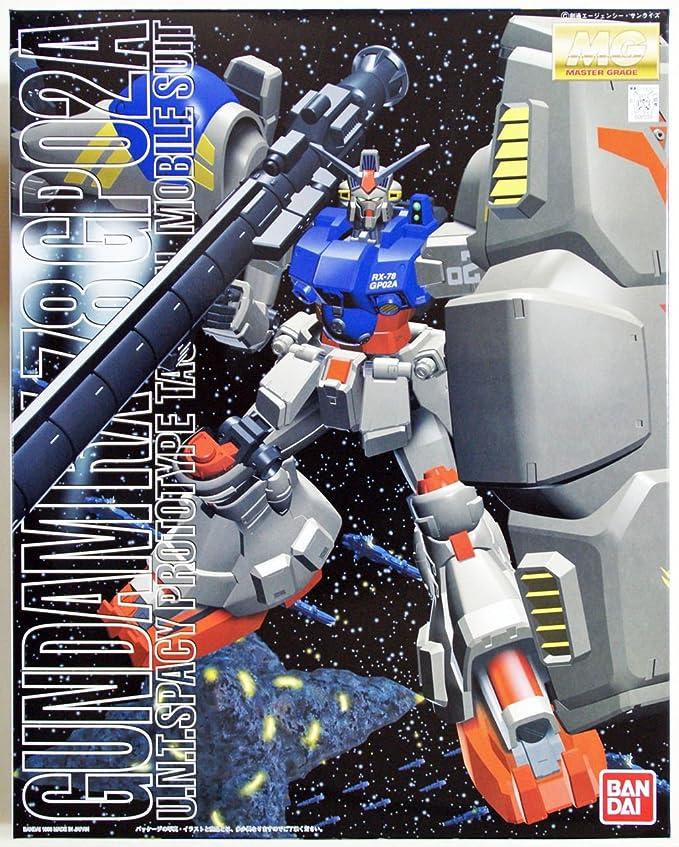 Super Detail Up HG MG Gundam RX-78 GP02A Water Decal Model Kit 62603