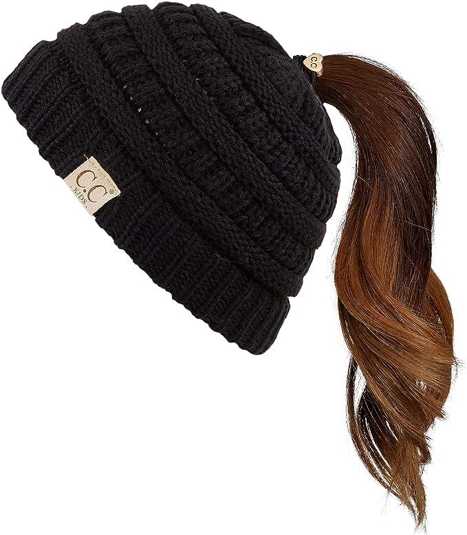 Stranger Things KidS Winter Warm Knit Hats Stretchy Soft Beanie Hat Skull Cap For Boys Girls