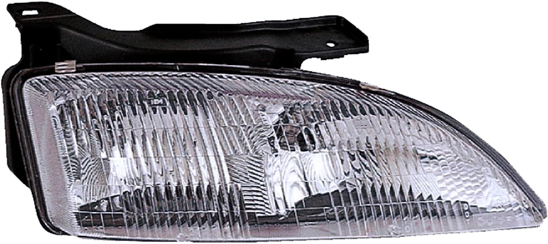 Dorman 1590557 Passenger Side Headlight Assembly For Select Chevrolet Models