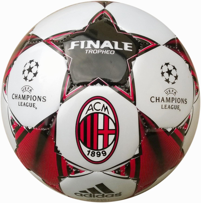 adidas AC Mailand tropheo Talla 5 G73454 – Pelota de fútbol UEFA ...