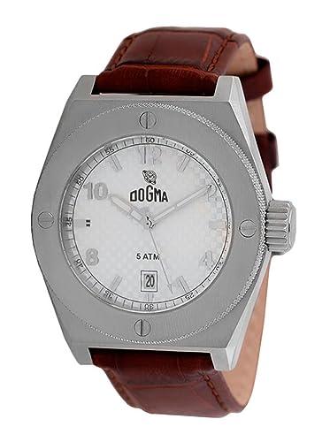 Dogma G7031 - Reloj Caballero Piel