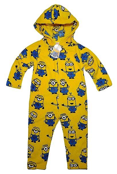 8b3a077fc2 MINIONS - Pijama de una pieza - para niño
