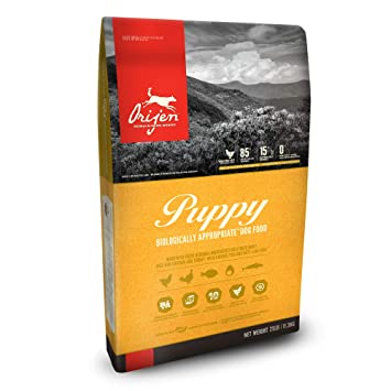 ORIJEN Dry Dog Food, Puppy