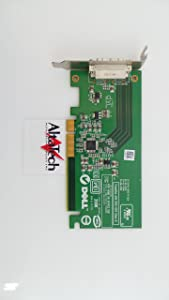 Dell PCI-E DVI Low Profile - FH868 DVI Add-In Adapter Card