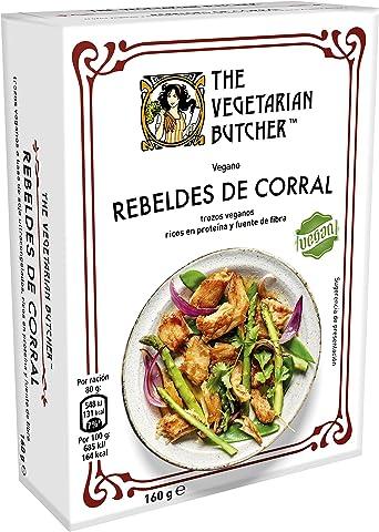 The Vegetarian Butcher Pollo Vegano sin Conservantes, 160g