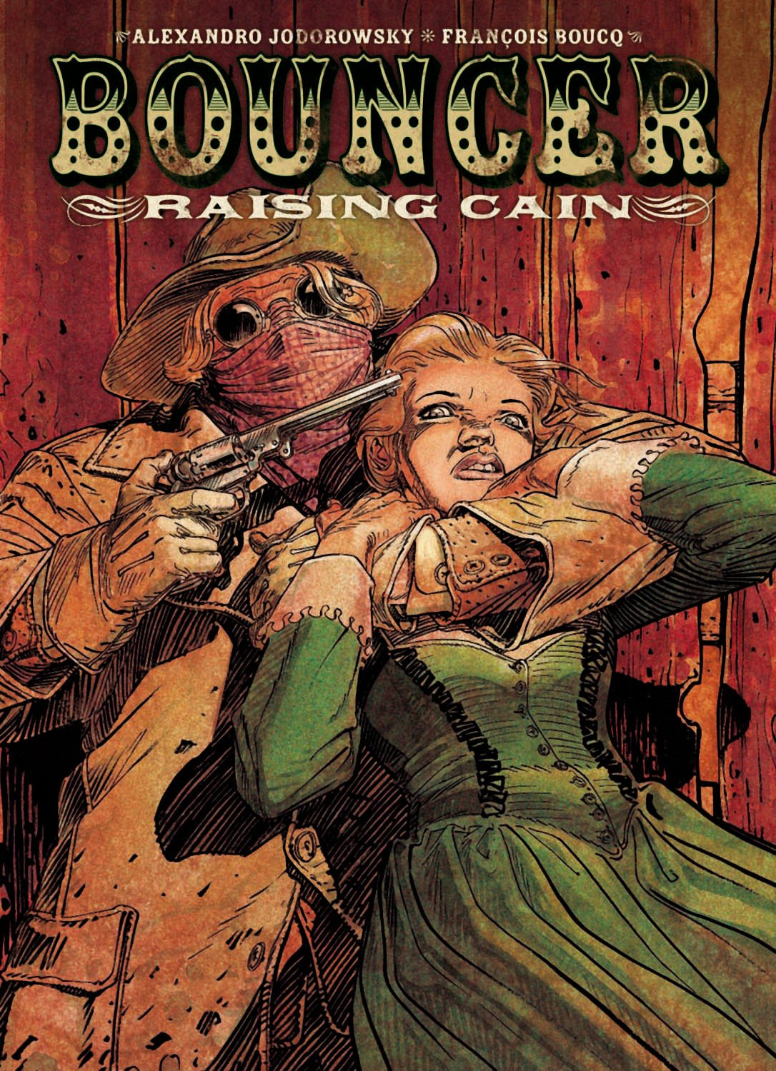 Read Online Bouncer: Raising Cain pdf