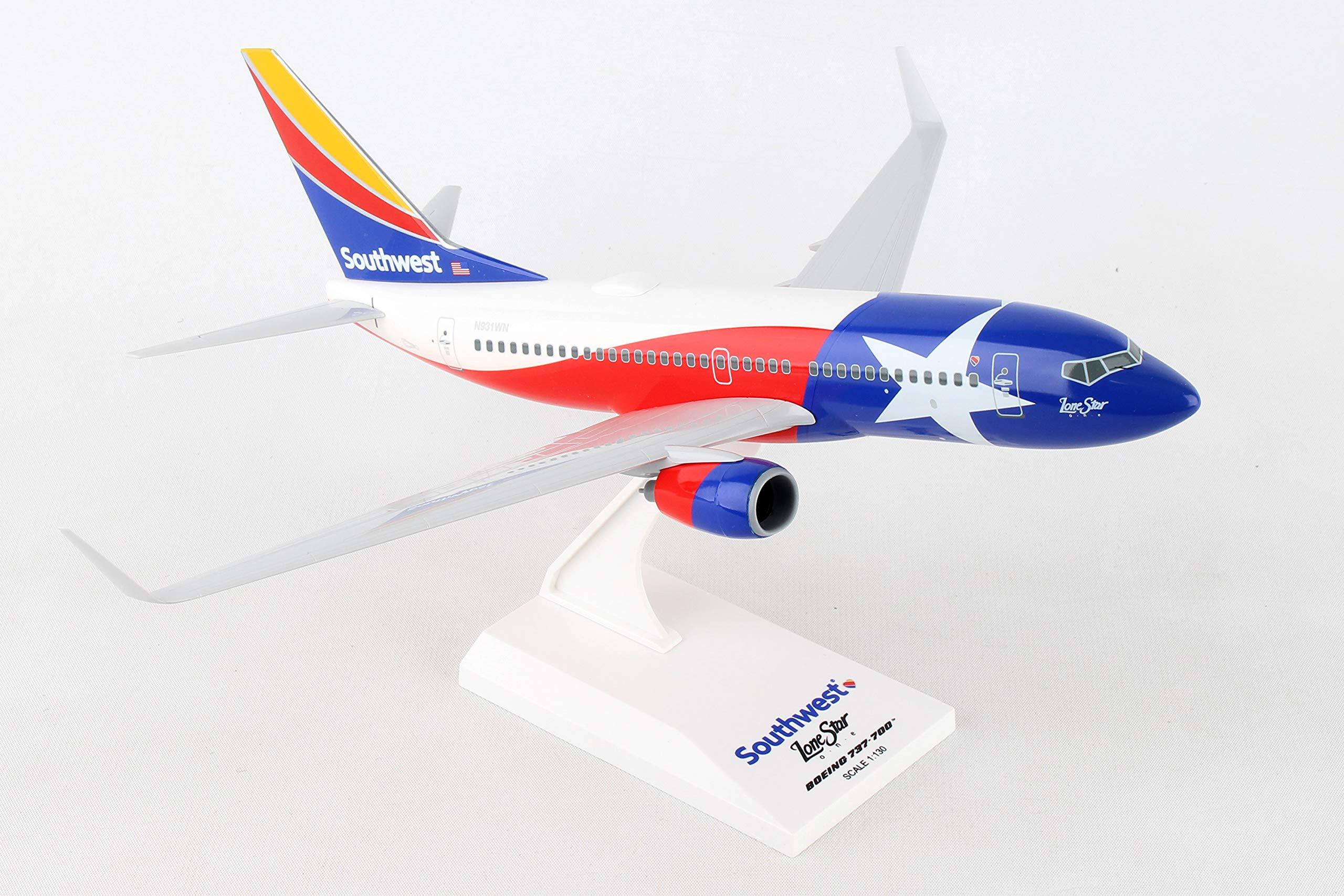 Daron Skymarks Southwest 737-700 1/130 Lonestar One