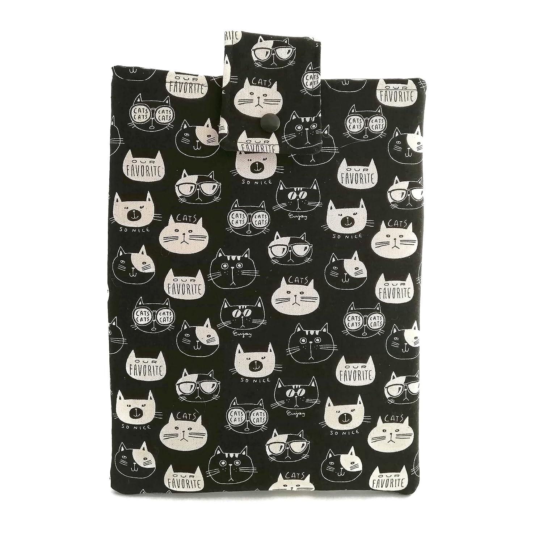 Coole Kätzchen-Themen-Kawaii-Buchhülle zum Schutz von