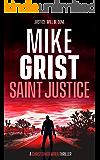 Saint Justice (A Christopher Wren Thriller Book 1)
