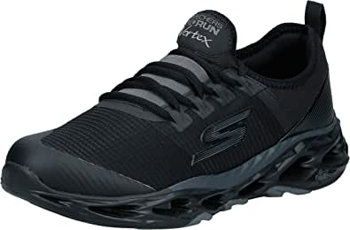 Skechers Go Run Vortex, Men's Road Running Shoes, Black