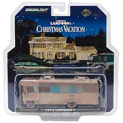 Greenlight HD Trucks Series 10 - National Lampoon's Christmas Vacation 1972 Condor II: Toys & Games