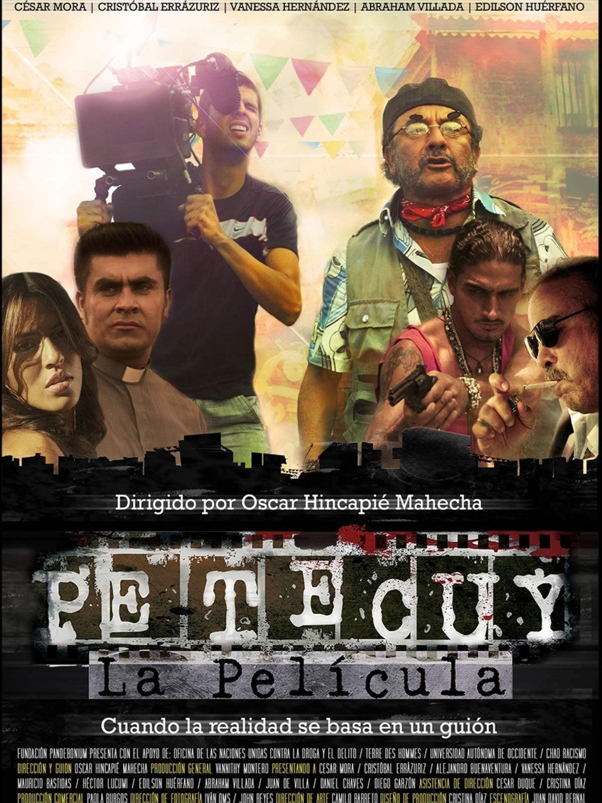 Petecuy on Amazon Prime Video UK