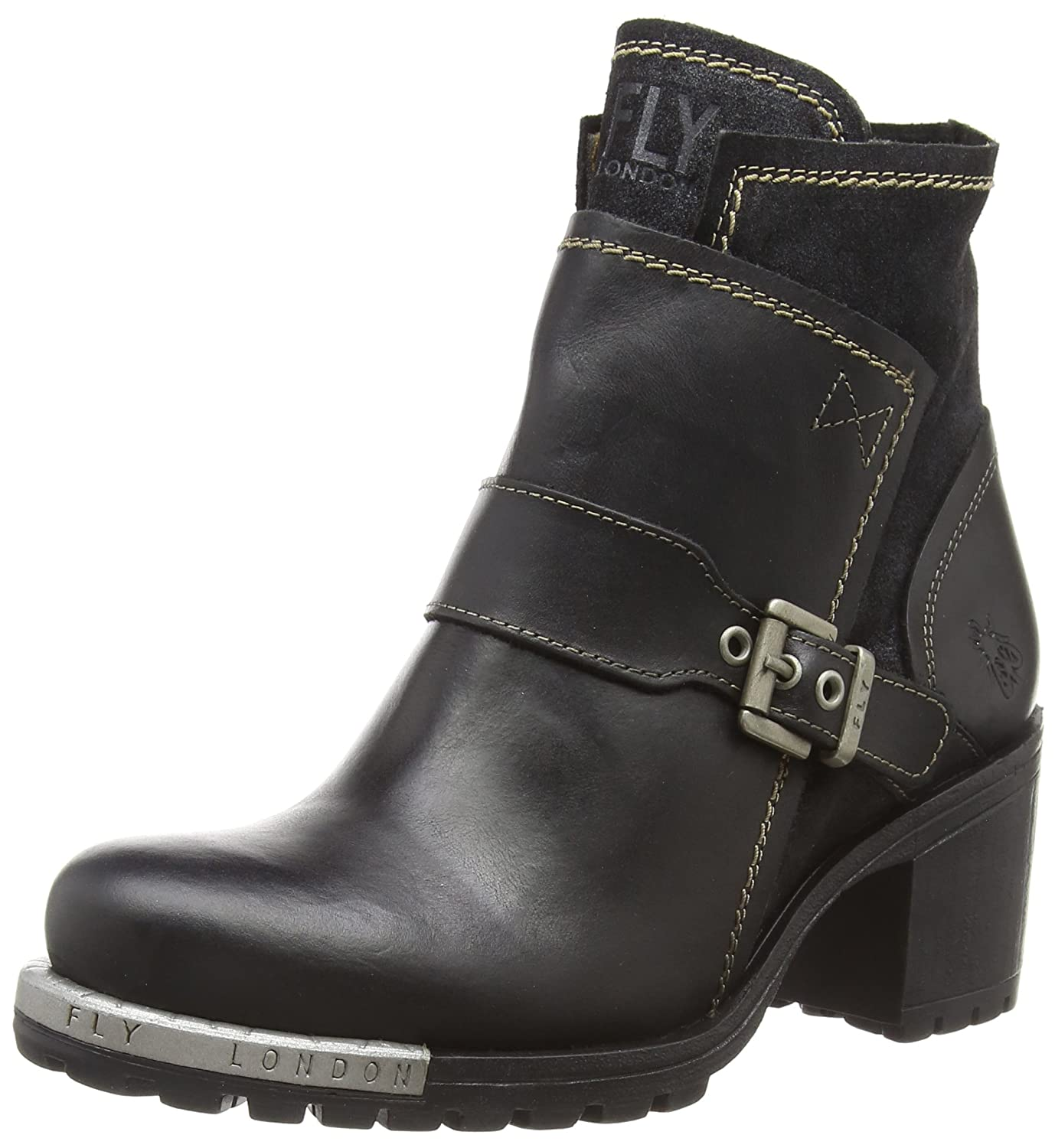 FLY London Damen Labe302fly Kurzschaft Stiefel
