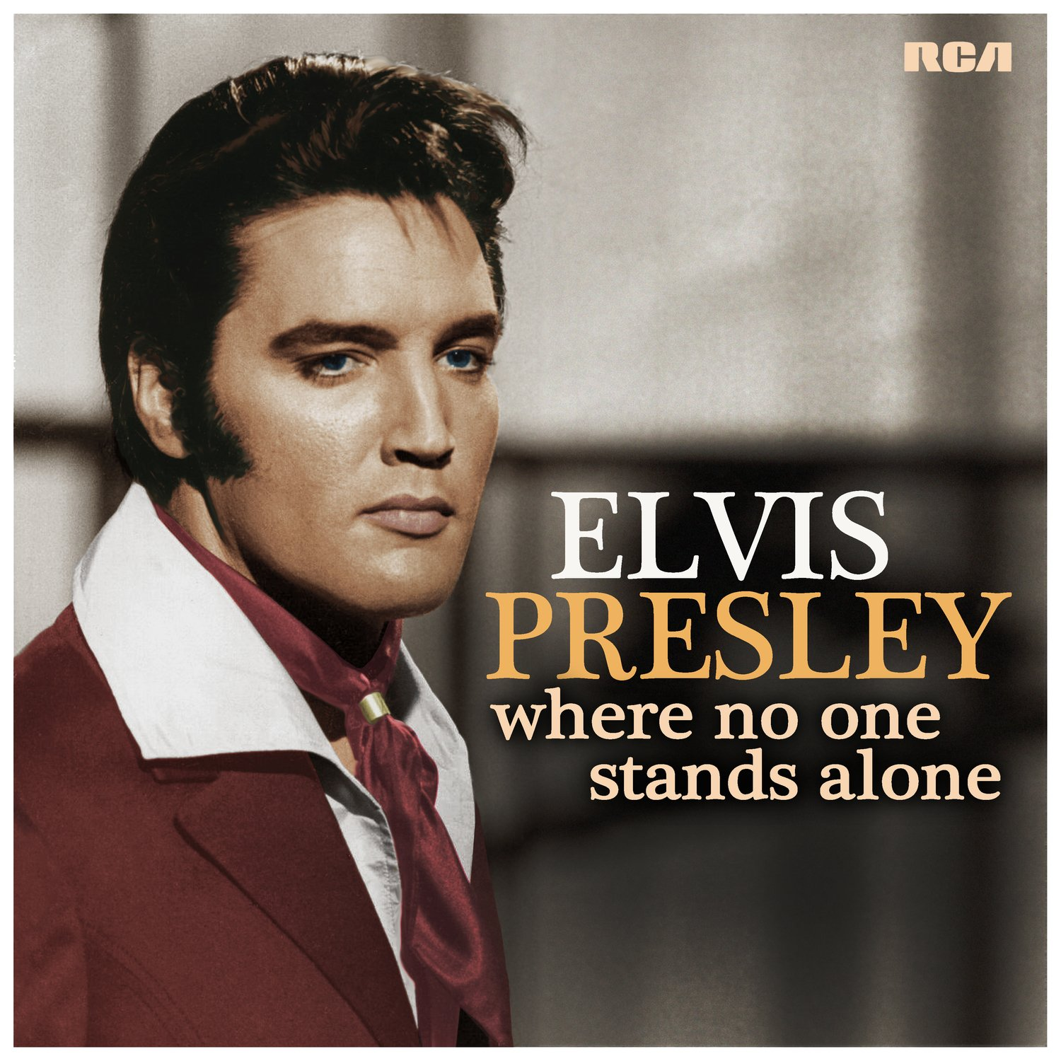 CD : Elvis Presley - Where No One Stands Alone (CD)