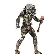 "NECA Predator - 7"" Scale Action Figure - 30th Anniversary Jungle Hunter Masked"