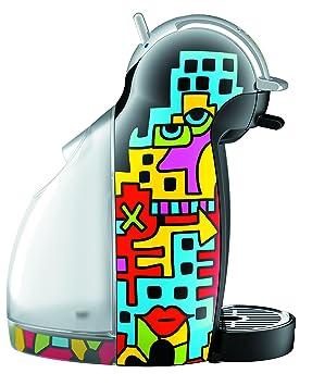 Krups Dolce Gusto Génio2 - Máquina de café, diseño Billy the Artist