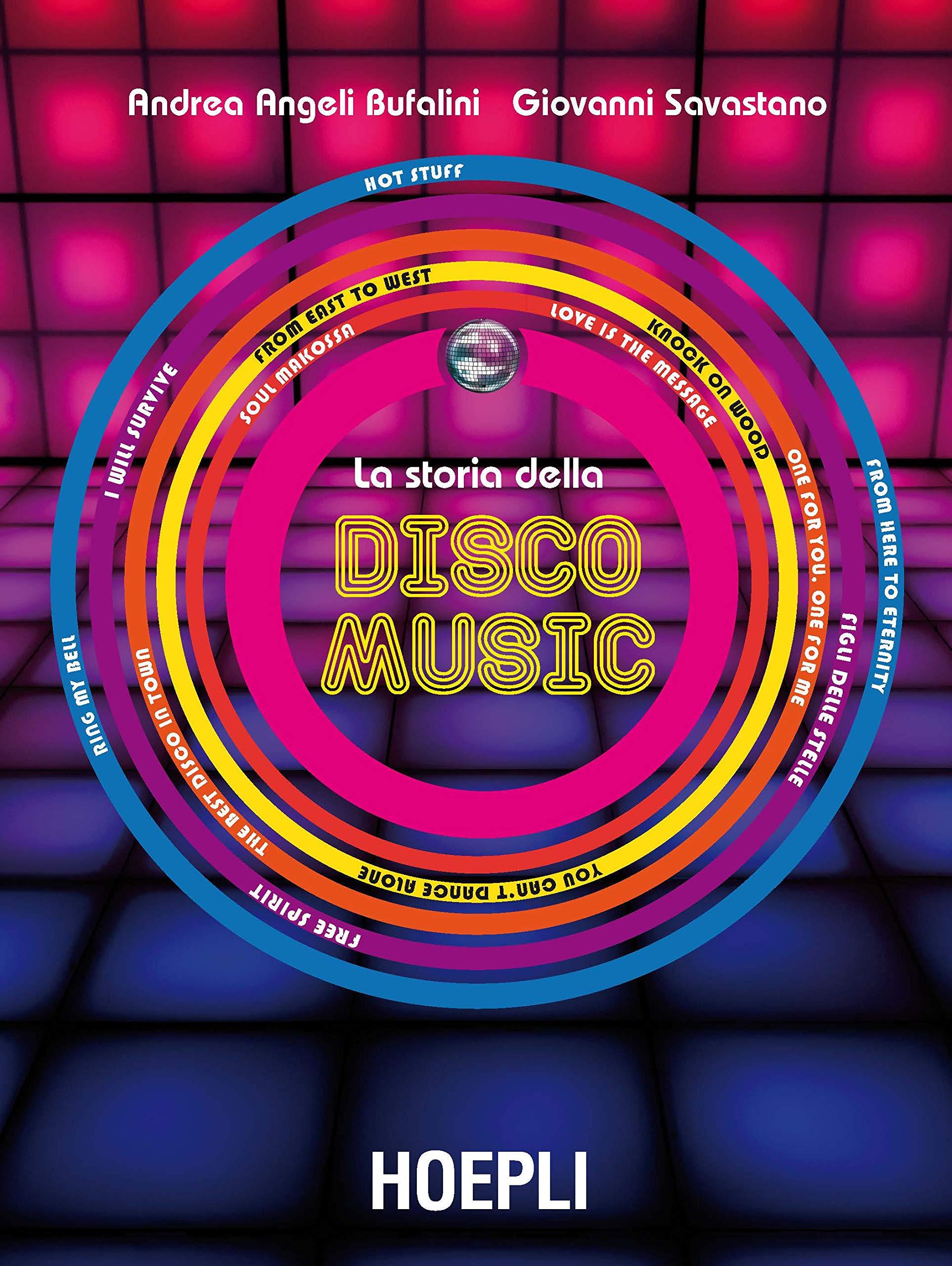 #Let's go disco!