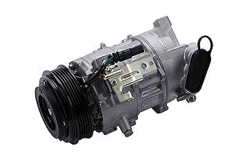 ACDelco 15 - 22376 gm Original Equipment aire acondicionado Compresor y Kit de embrague con bobina, soporte, cuñas, tornillos, y aceite: Amazon.es: Coche y ...