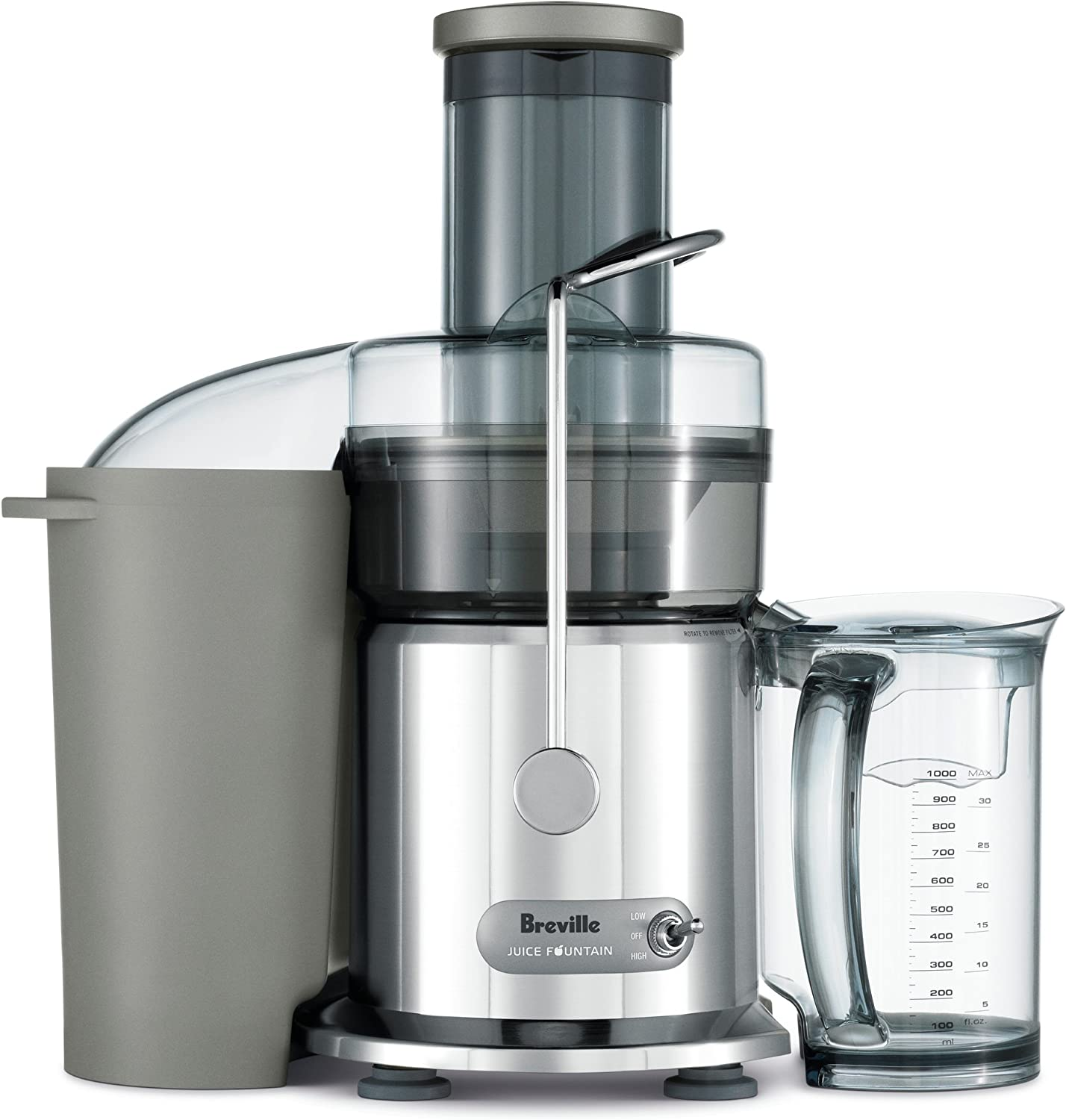 Breville Juice Fountain Max Review