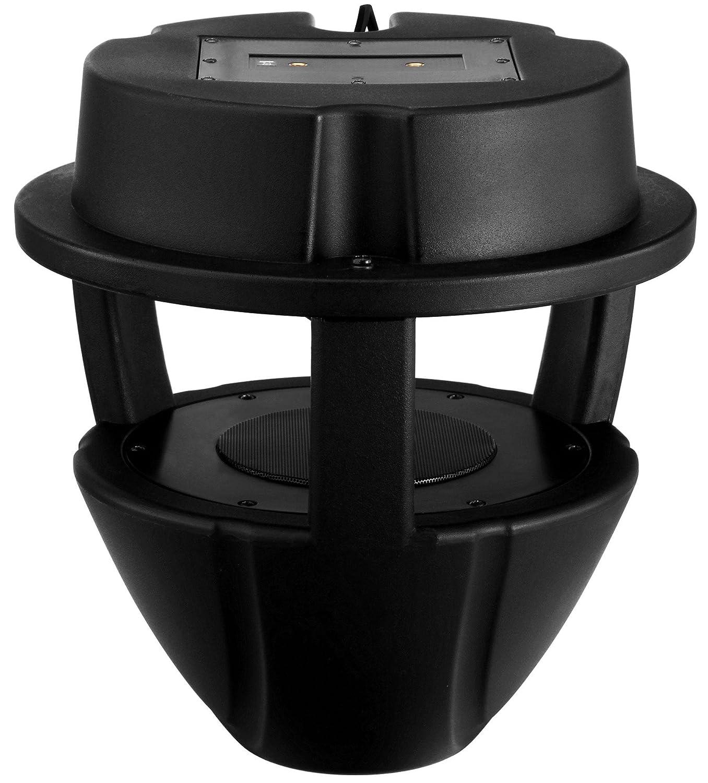 Pronomic HLS-560BT BK Altoparlante per esterni a 360/° con Bluetooth/® nero 120 Watt