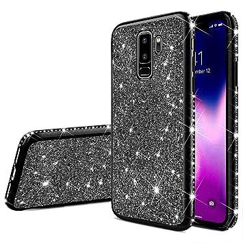 Nadoli Bling - Carcasa para Samsung Galaxy A6 Plus 2018 ...