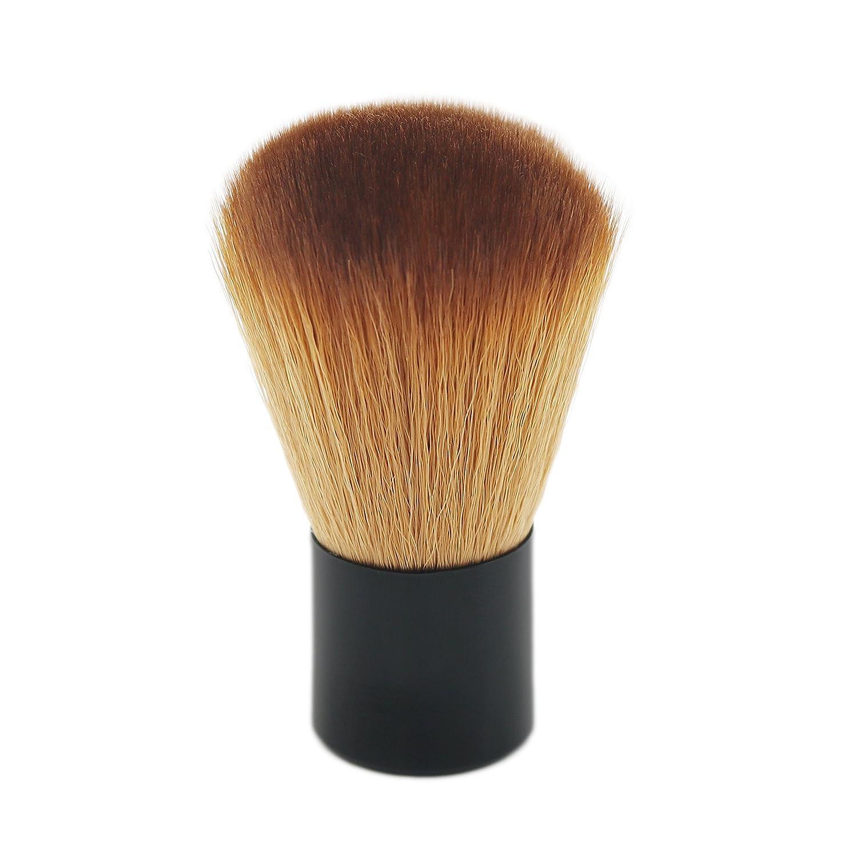 Kabuki Brush for Powder Mineral Foundation Blending Blush Buffing Makeup Brush by JDK JDK Makeup
