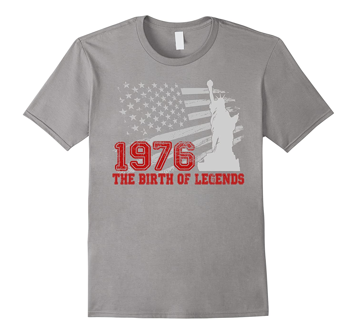 1976 The Birth of legends , 41 Years Old Birthday Gift Shirt