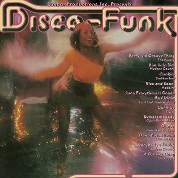 VARIOUS ARTISTS - Disco-Funk - Amazon com Music