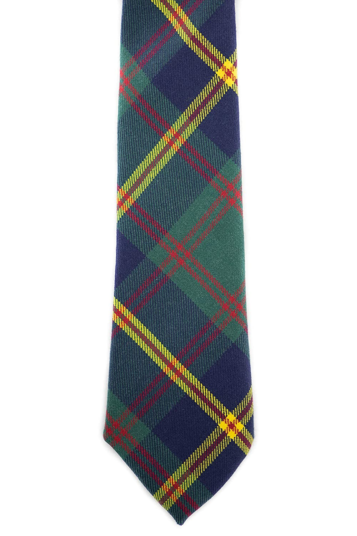 U.S Marine Corps Tartan Wool Necktie USA Kilts