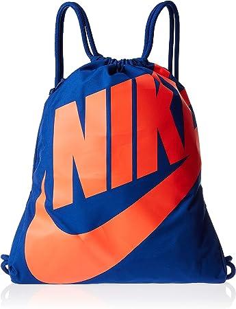 Mandíbula de la muerte reptiles Geología  Amazon.com | Nike Polyester Indigo Force/Indigo Force/Bright Crimson Gym  Shoulder Bag (BA5351-438) | Drawstring Bags