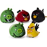 "Angry Birds 6028737 ""Speedster"" Figure (Pack of 5)"