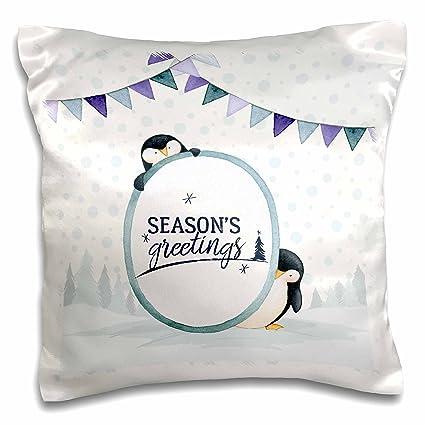 Amazon 3drose uta naumann sayings and typography seasons 3drose uta naumann sayings and typography seasons greetings wintry xmas snow penguin illustration and m4hsunfo