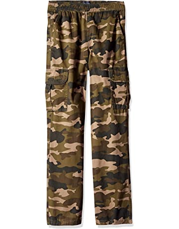4779aac63e9 The Children s Place Boys  Pull-On Cargo Pant