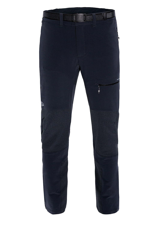 TALLA M. Ternua ® Krebura Pantalones, Mujer, Negro (Black), M
