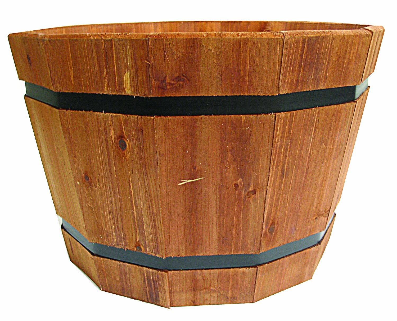 Amazon Com Pennington 100045251 Barrel Tub Heartwood 12 75inx20in