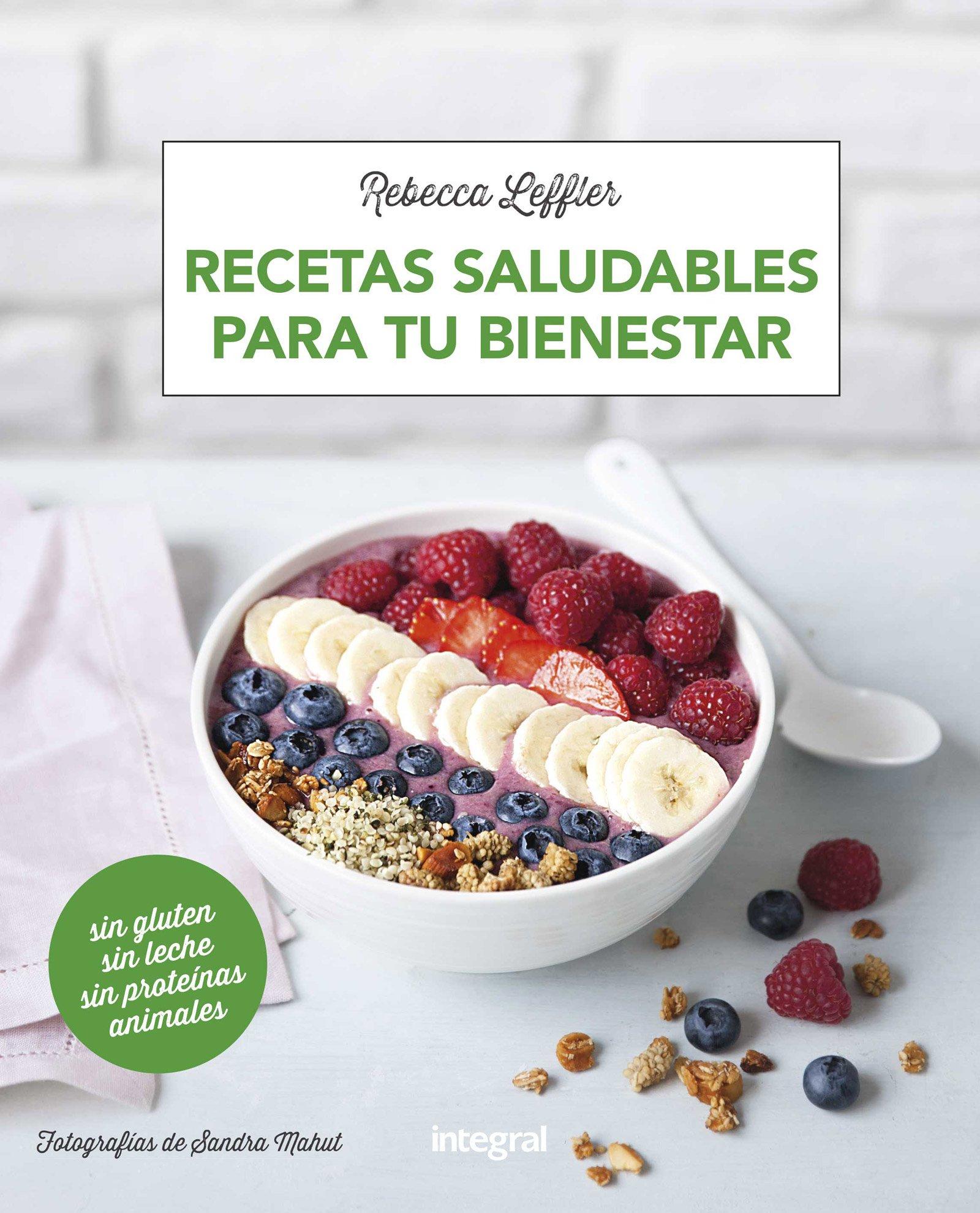 Recetas saludables para tu bienestar (ALIMENTACIÓN): Amazon ...