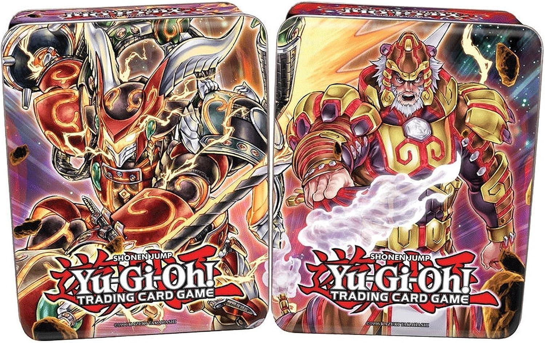 Yu-Gi-Oh Mega Tin da collezione 2014 Fratellanza del Pugno di Fuoco IT