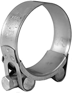 Jubilee Super Clamps Heavy Duty Exhaust Supra T Bolt clip 92-97mm x1pcs Stainelss Steel