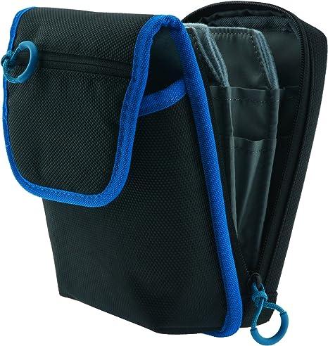 Filtro universal tela del bolso bolsillo 6 filtro de 37 mm a 77 mm
