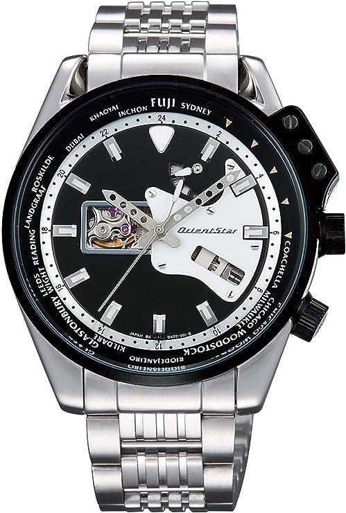 [オリエント時計] 腕時計 オリエントスター WZ0201DA シルバー