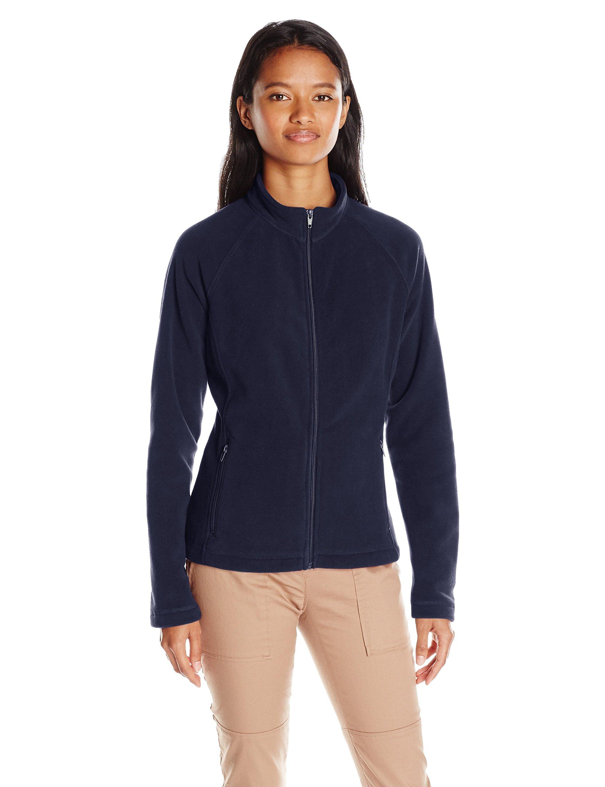 Classroom Uniforms Junior Fitted Polar Fleece Jacket, Dark Navy, Medium