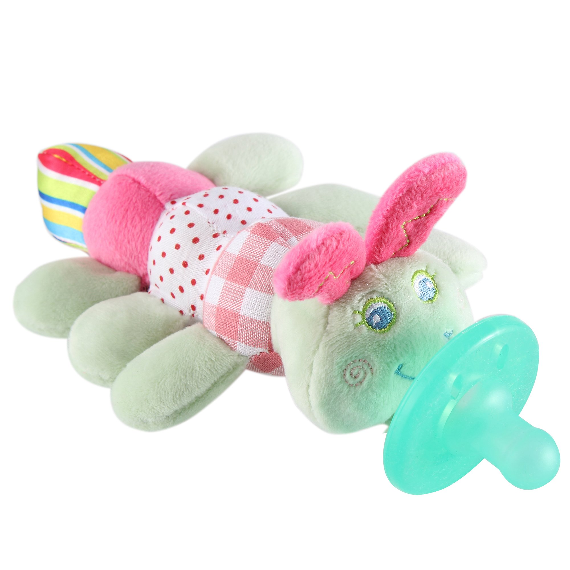 pacifier holder baby soother pacifiers stuffed bear