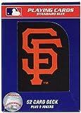MLB San Francisco Giants Playing Cards