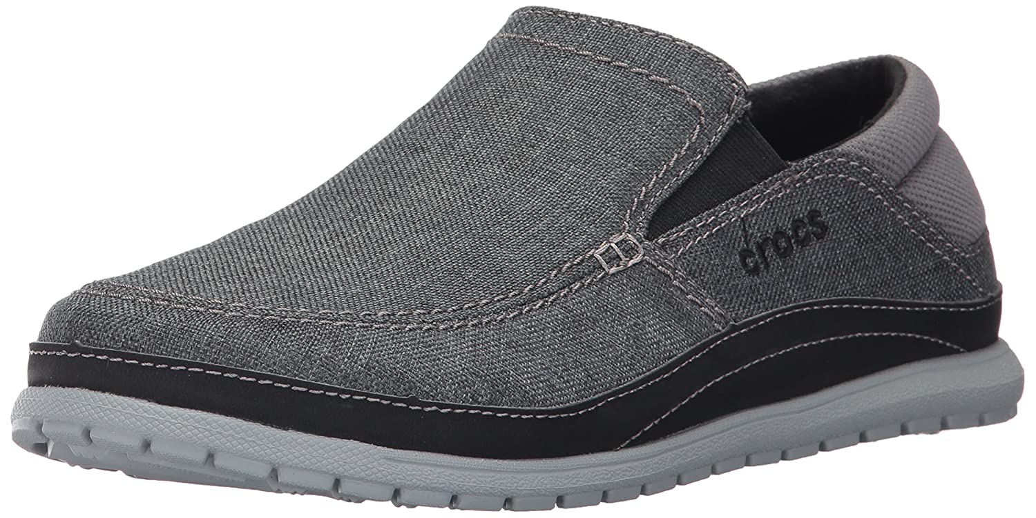 Crocs Santa Cruz Playa Slip-on, Mocasines para Hombre: Amazon.es: Zapatos y complementos