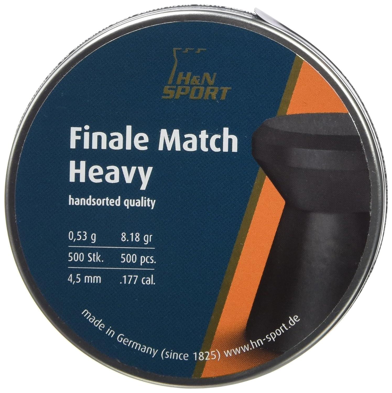 H& N Sports Finale Match Heavy - Balines, Color Gris