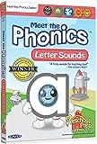 Meet the Phonics - Letter Sounds DVD